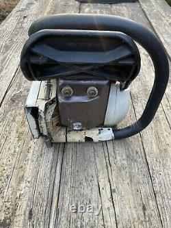 Stihl 042 AV Chainsaw Chain Saw Vintage Electronic Ignition Germany