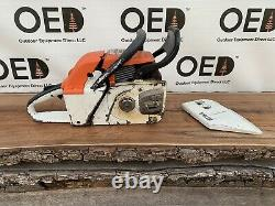 Stihl 042 AV Chainsaw STRONG RUNNING 68cc Saw With 20' Bar New Chain FAST SHIP