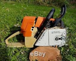 Stihl 044 Chainsaw 70.7cc Used (440 441)