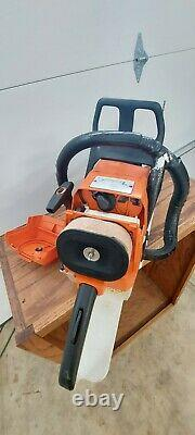 Stihl 044 Chainsaw Ms440 Firewood Husqvarna 372xp 038 Magnum Chain Saw Oregon