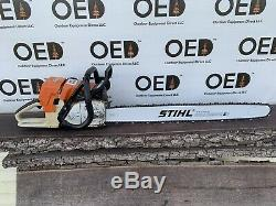 Stihl 044 Chainsaw NICE 71cc Saw with 32 & 3/4 WRAP Handle Ships Fast! Ms440