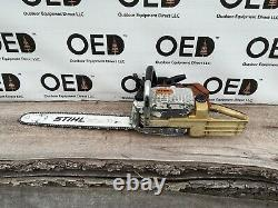 Stihl 044 Chainsaw / Strong Running 71cc Saw With 20 Bar & New Chain Ships FAST