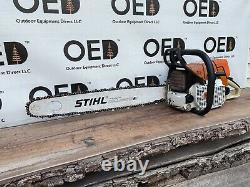 Stihl 044 Chainsaw / Strong Running 71cc Saw With 25 Bar & New Chain Ships FAST