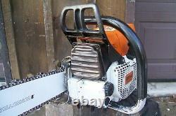 Stihl 044 chainsaw chain saw rare vintage original 440 441 066 660 ms 046 460