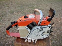 Stihl 045AV Super chainsaw, milling powerhead, Read Description, Free Shipping