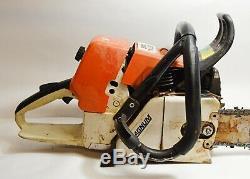 Stihl 046 Heavy Duty Chain Saw 20 Bar 76cc Single Cylinder Engine