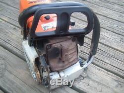 Stihl 046 Magnum Chainsaw ms460 powerhead D chamber Dual Port muffler ms461 066