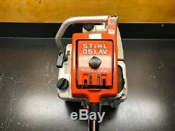 Stihl 051AV Chainsaw Nice Vintage Chainsaw 066 088 090 070 084
