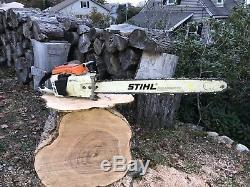 Stihl 051 AV Chainsaw, 050, 075, 076 Family