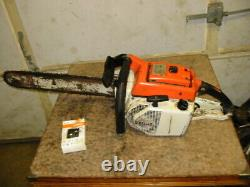 Stihl 051 Electronic Chainsaw chain saw POWER 075 076 050 056 066 660 661 440