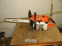 Stihl 056 AV Chainsaw chain saw POWER 044 460 440 066 660 046 075 076 041