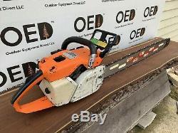 Stihl 056 AV Magnum 2 Chainsaw NICE 93.4cc Saw with 32 Tsumura Bar Ships Fast
