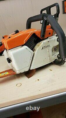 Stihl 056 AV Super Chainsaw chain saw POWER 044 460 440 066 660 046 075 076 041
