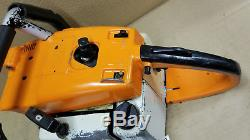 Stihl 056 Chainsaw Vintage Collector Good Powerhead Almost Complete Saw #9 Ws