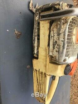 Stihl 064AV chainsaw for parts or repair. Does Start. 135# Of Compression