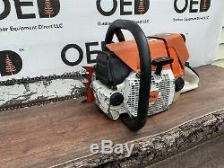 Stihl 064 AV Chainsaw Strong Running 85cc Saw 3/4 Wrap Handle 20 Bar Chain