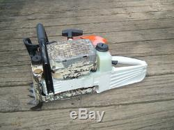 Stihl 064 Chainsaw 066 ms660 85cc PHO Runs Great Read all ms460 046 044 ms440