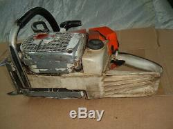 Stihl 064 Chainsaw 85cc Runs Great 99% OEM Powerhead only 1122 066 ms660 MS661