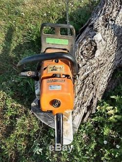 Stihl 066 Chainsaw As Is For Parts Or Repair Powerhead Only