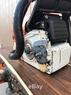 Stihl 066 Flat-Top Chainsaw BIG SAW Runs Great 30 Bar / ms660 /Ships Fast