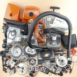 Stihl 066 Ms660 Chainsaw Complete Aftermarket Repair Parts Set Kit