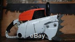 Stihl 070 Chainsaw In Very Nice Shape Powerhead Only Can Convert To 090 Low Hour