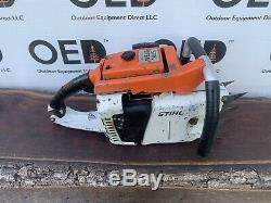 Stihl 075 AV Chainsaw SOLID RUNNING 111cc Big Milling Chainsaw Ships Fast