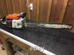 Stihl 075 av chainsaw 28 Bar