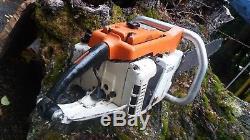 Stihl 075 chainsaw 111cc vintage logging chain husqvarna mcculloch homelite saw
