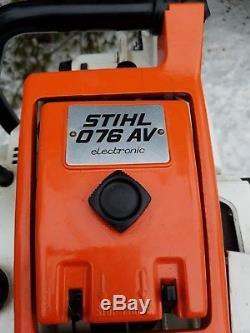 Stihl 076 Av Chainsaw-075 076 075av 051