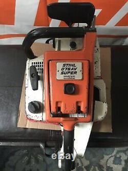 Stihl 076 Super, 111 Ccs, 088, 880, 090, Powerful Perfect Milling Saw