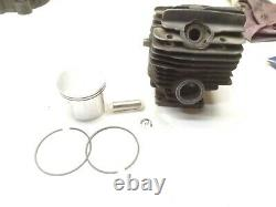 Stihl 084AV Chainsaw MOTOR 084 AV New Piston Used cylinder head Chain saw parts