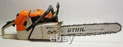 Stihl 084 AV Gas Powered 21 Chainsaw Powerhead Chain Saw