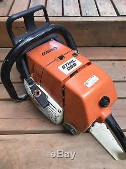 Stihl 088 Magnum Chainsaw With 50 Bar And Chain 084 880 3120