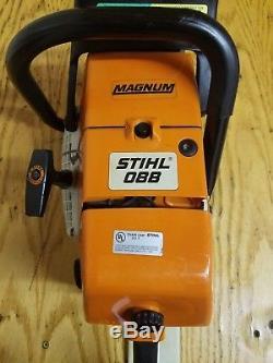 Stihl 088 Magnum chainsaw (25 bar)