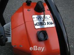 Stihl 090AV chainsaw 090 av 088 ms880 084 066 ms660 661