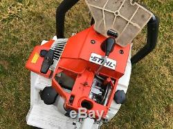 Stihl 090G Chainsaw Full Wrap Handle Bars Rare Hard to Fined