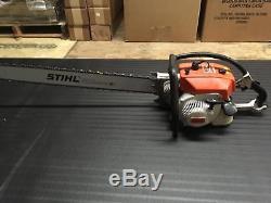 Stihl 090 AV Chainsaw #1