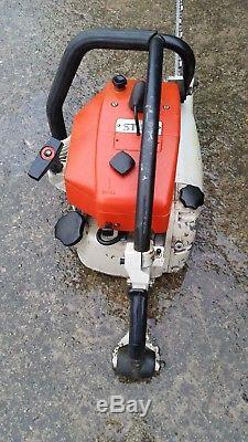 Stihl 090 Chainsaw Cleaned & Serviced Brand New Clutch Sprocket Bar