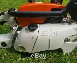 Stihl 090av vintage chainsaw