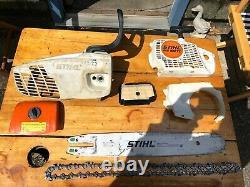 Stihl 192TC Limbing Top Handle Arborist Chainsaw Chain Saw
