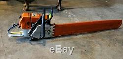 Stihl 660 MS Magnum Chainsaw