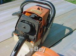 Stihl 660 Magnum Chainsaw chain saw 660 PARTS or repair