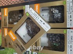 Stihl Carbide 3/8lp-1.3/0.50 Saw Chain 55dl 3612 000 0055 16 (free Shipping)