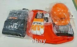 Stihl Chain Saw Protective Apparel Kit 70108710280
