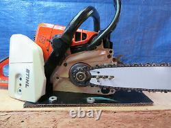 Stihl Chainsaw 025 New 16 inch Bar And Chain 45cc Saw