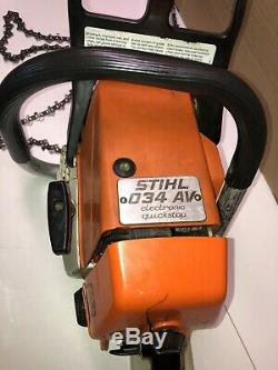 Stihl Chainsaw 034 AV Chain Saw 036 MS360