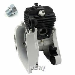 Stihl Chainsaw 046 Ms460 Crankcase Piston Cylinder Powerhead Motor New 52mm