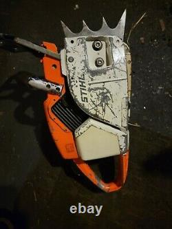 Stihl Chainsaw 056 Magnum II Used Running Saw With 32 Bar And Chain