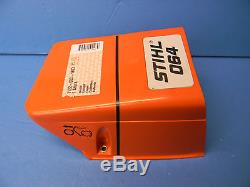 Stihl Chainsaw 064 Top Cover Shroud Oem New With Tag # 1122 080 1603 - Up31